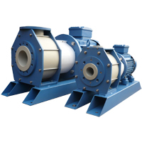 Crest End Suction Centriufgal Pumps